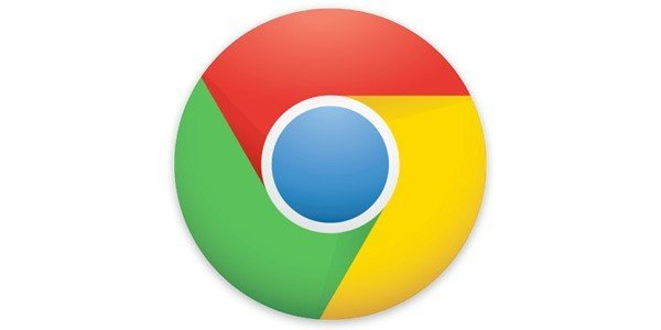 Chrome's current logo