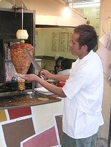 © Tacos are often carved from the meat of giant pinecones