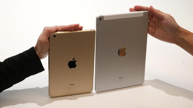 © iPad Mini 3 vs iPad Air 2